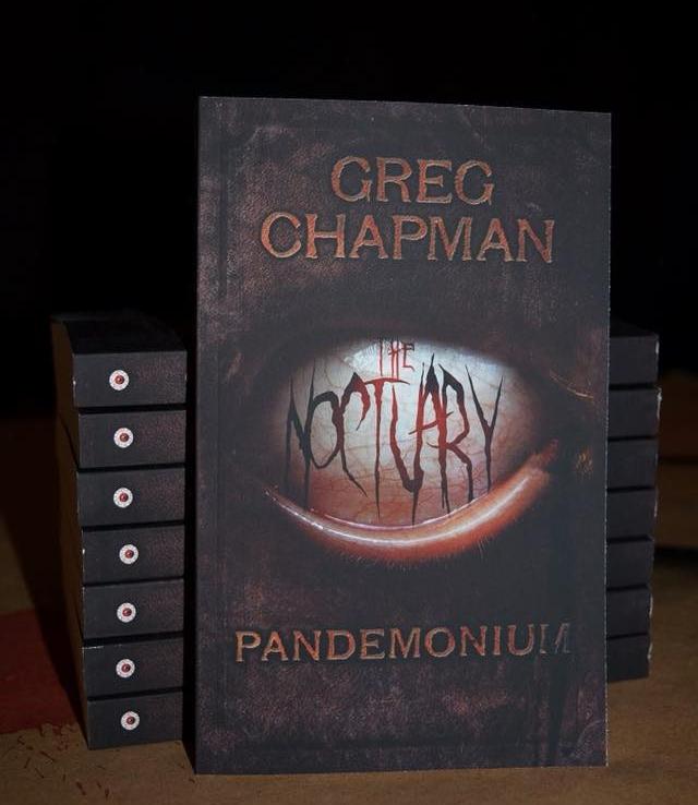 the noctuary: pandemonium by greg chapman