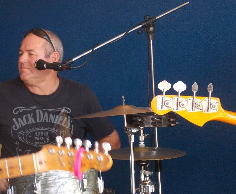 Jenko on drums