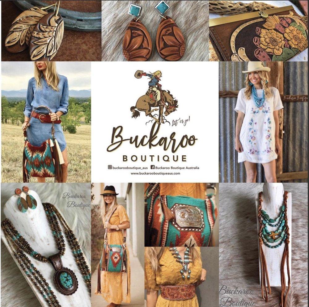 Buckaroo Boutique collection sample