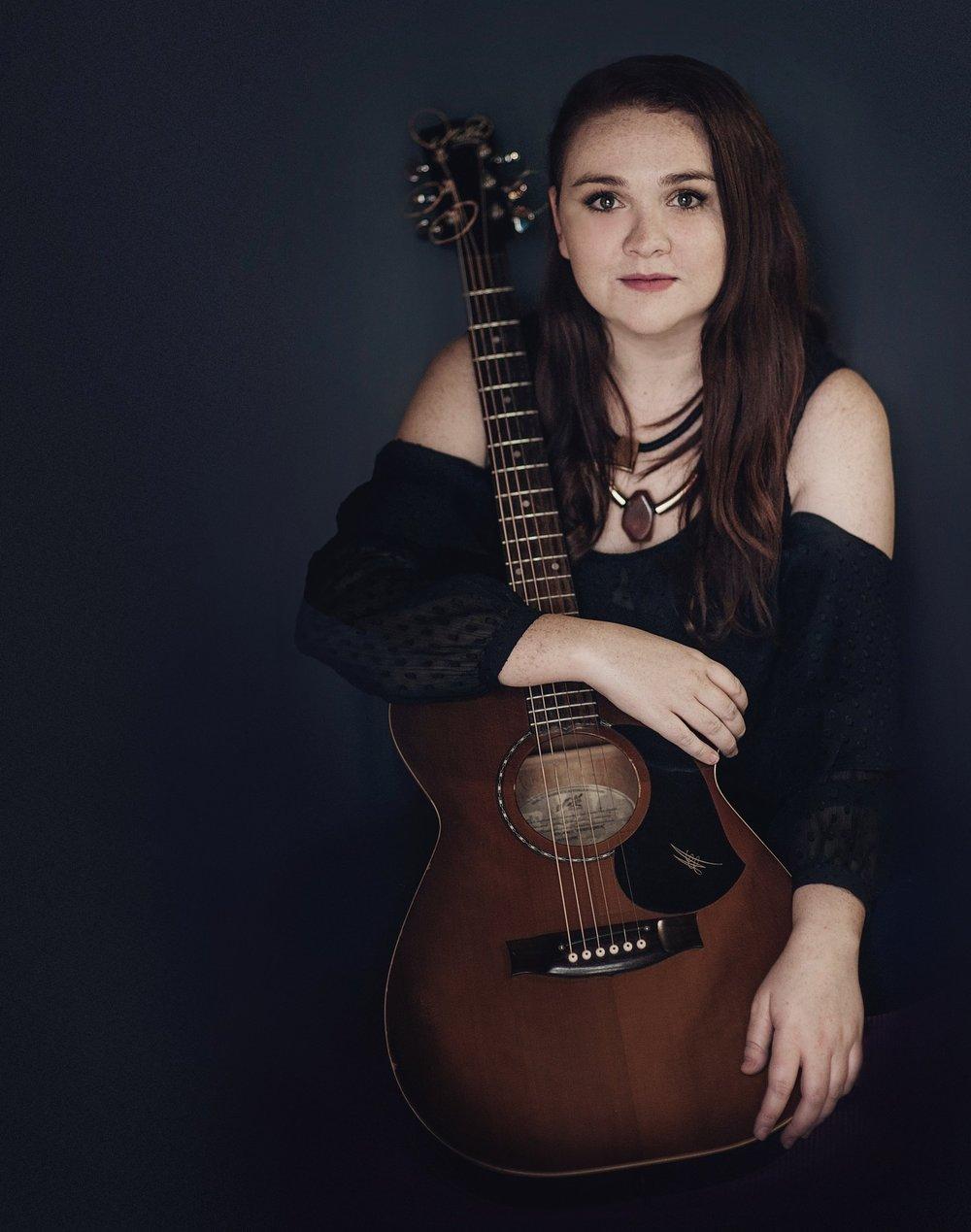 Emerald musician Anna Farquhar