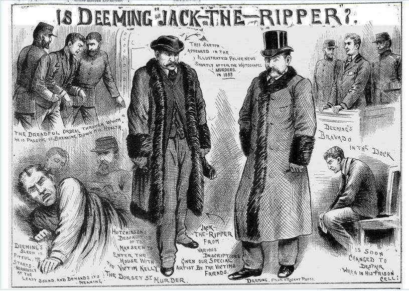 Is Deeming Jack The Ripper?