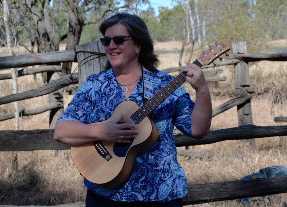 Jodi Nichols - Singer & musician