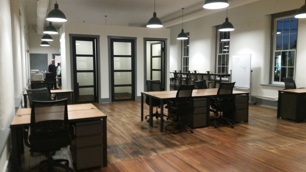 Project Architect: NeWork Coworking