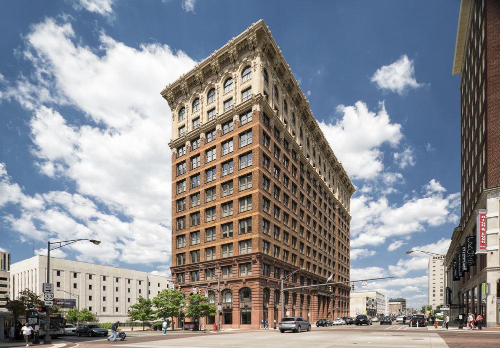 The Atlas Building