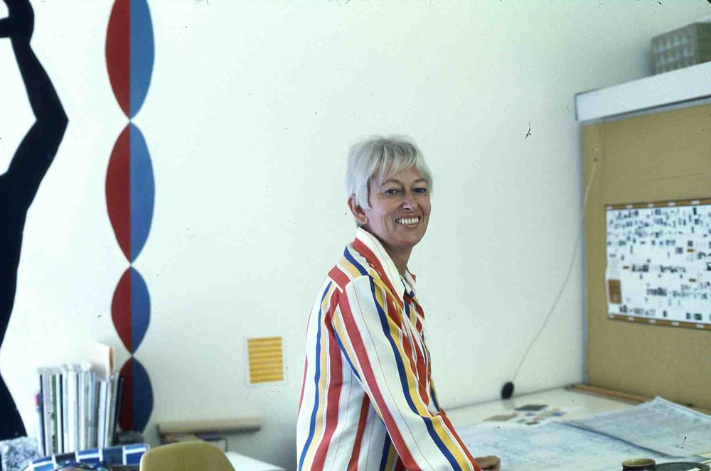 In 1959, Barbara Schooley joined us as our first interior designer!
