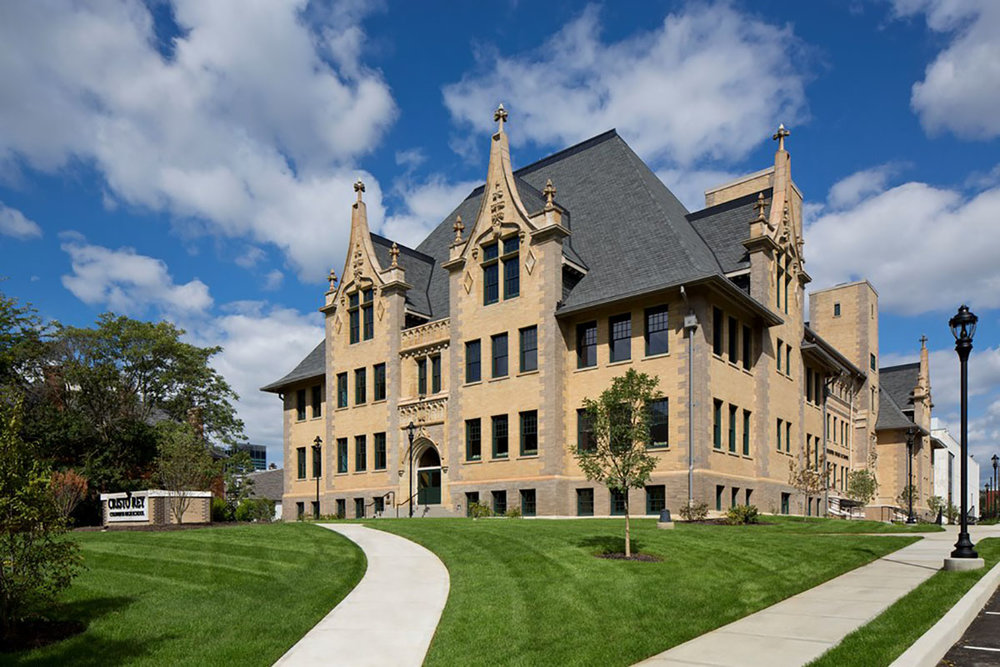 Architect: Cristo Rey Columbus High School