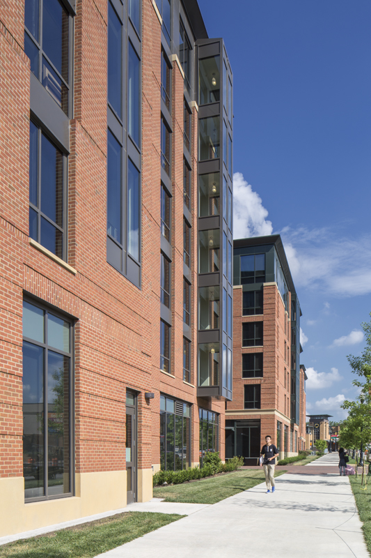 Quality Control & Code Analysis: OSU North Residential District