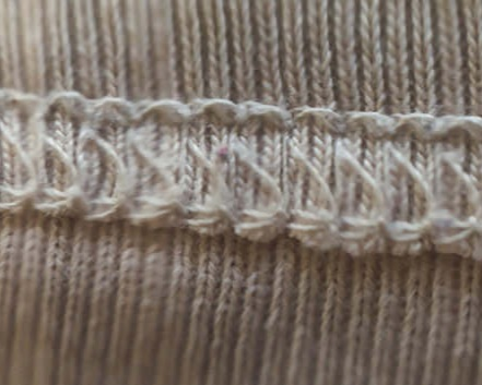 TIP #1 - INSPECT SEAMS FOR QUALITY