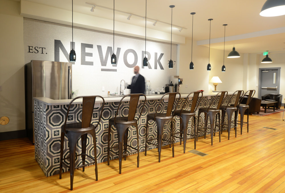 NeWork Coworking & Apartments