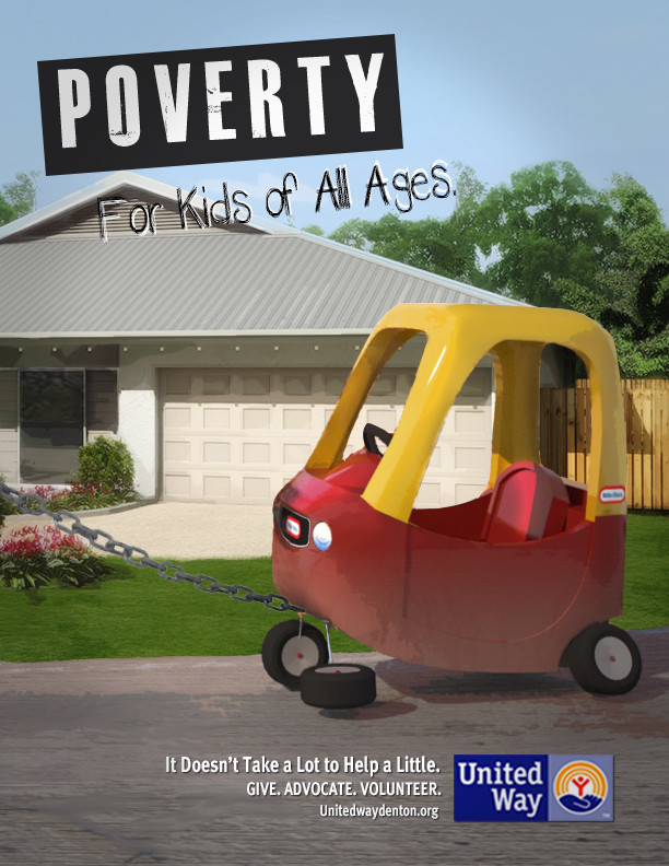 United Way Poverty Campaign