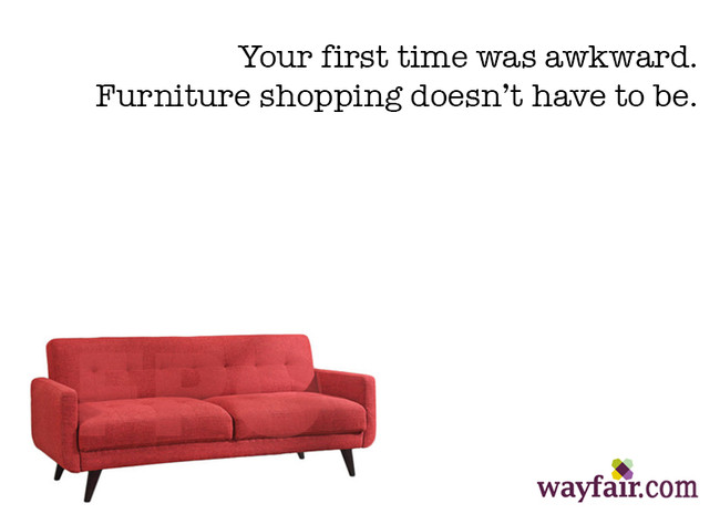 Shop Online with Wayfair