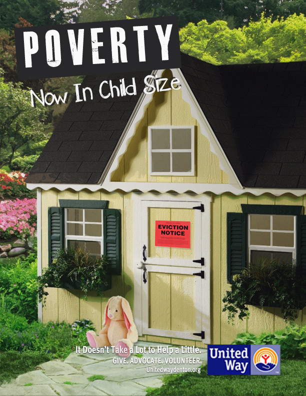 United Way Child Poverty Campaign