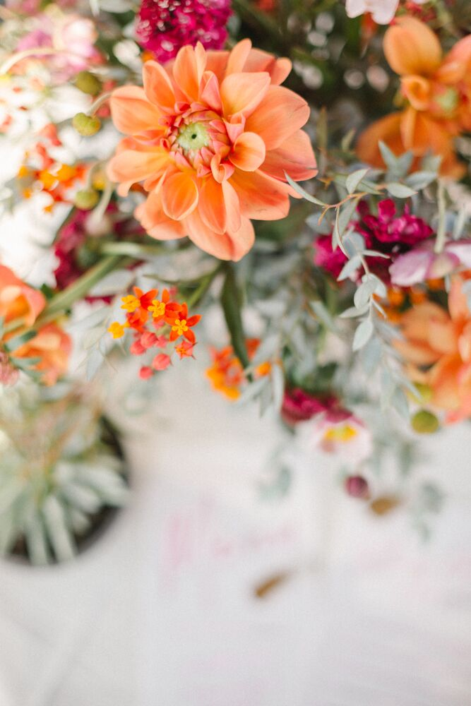 Thanksgiving Florals -
