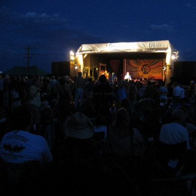 CC Image  Of crestone music festival courtesy of  Mia & Steve Mestdagh  on  flickr