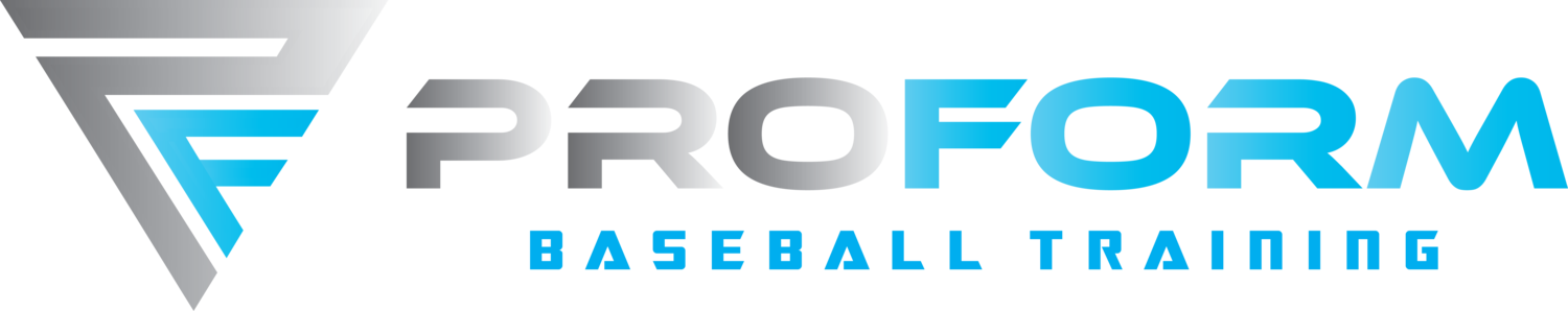 ProForm Baseball Training