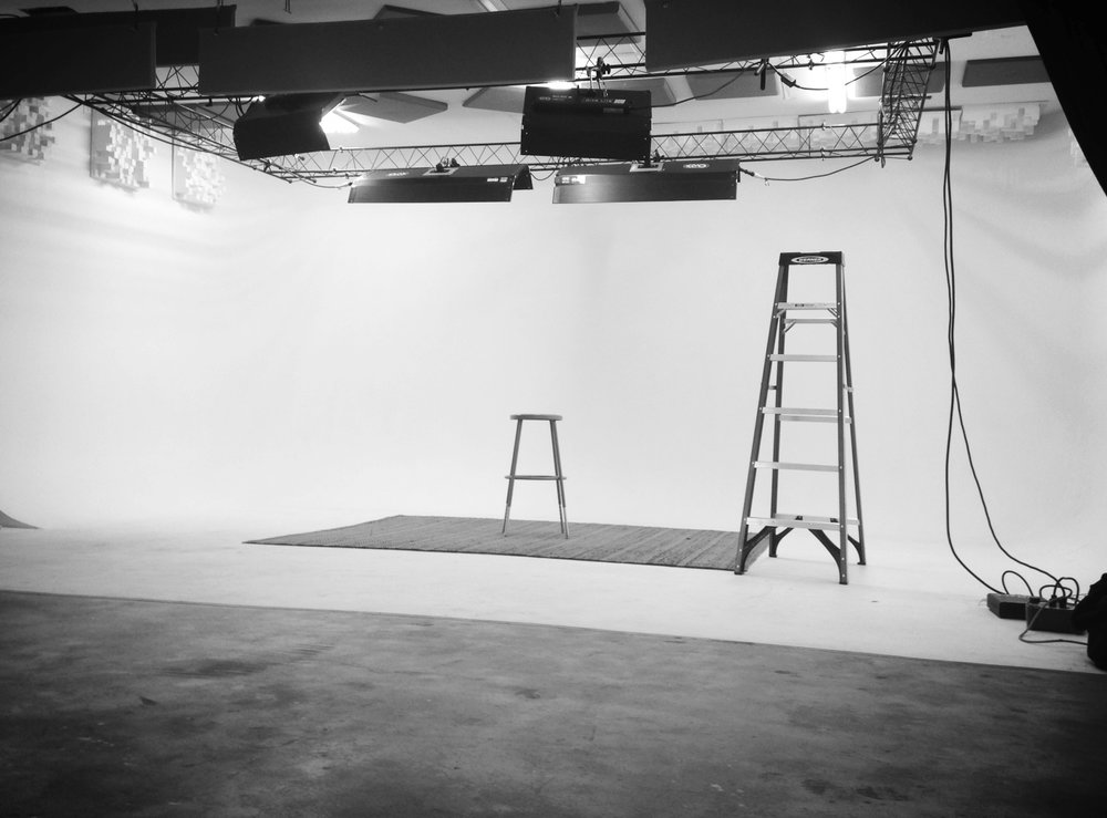 Studio - OUR studio is a great option for your next SHOOT