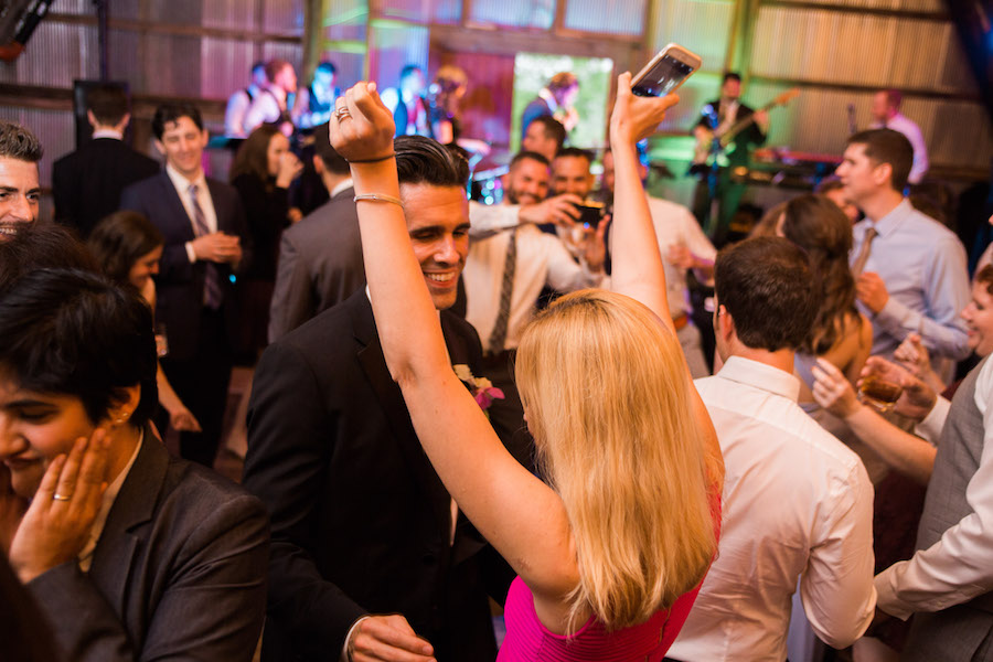 The Best Wedding Reception Songs [Playlist] — The Music City Sound ...