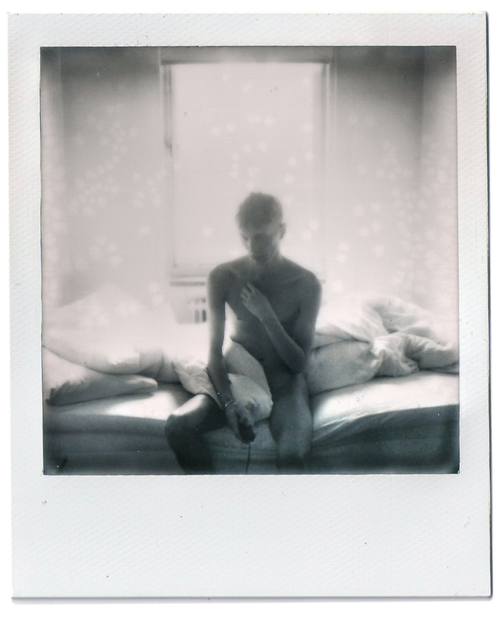 - SELF-PORTRAIT 2015, POLAROID SX-70