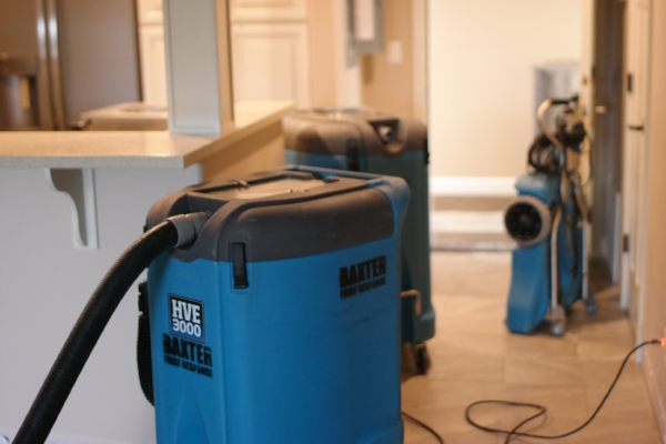 Using modern technology and science to correctly dry your home or office.