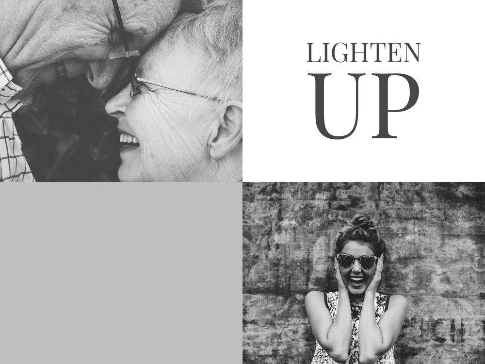 Anchor Small Groups, Lighten Up