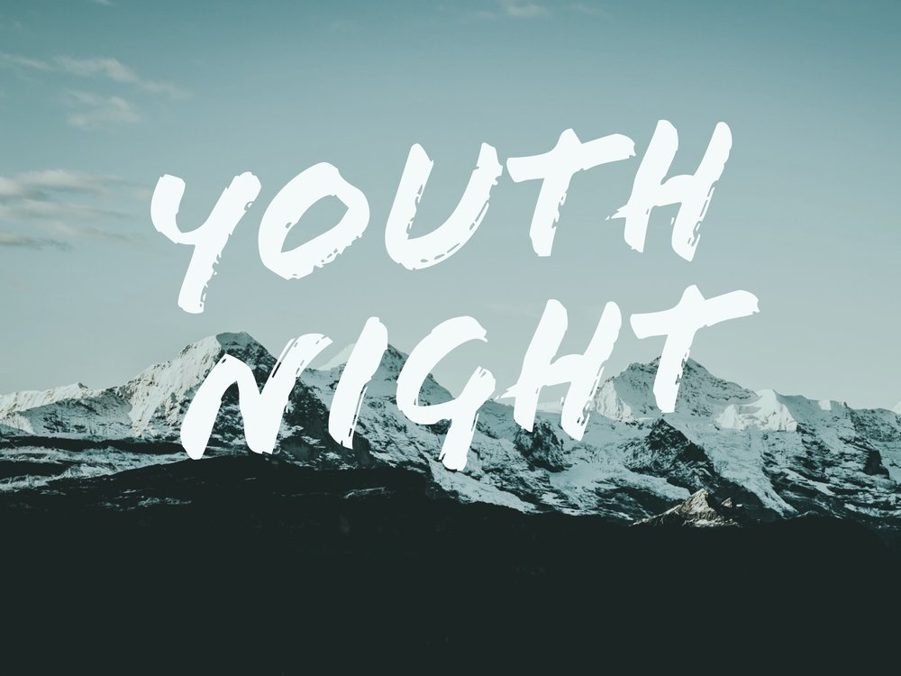 Anchor Youth Night