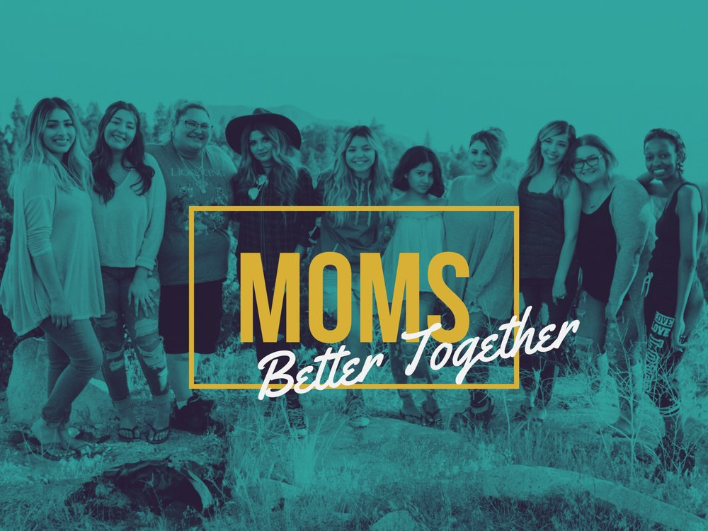Anchor Small Groups, Moms–Better Together
