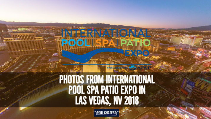 International Pool Spa Patio Expo Las Vegas 2018