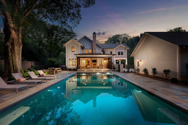 Executive Swimming Pools - Weddington, NC