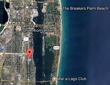 within 10 minutes from pbi airport, beaches, downtown, and convention center