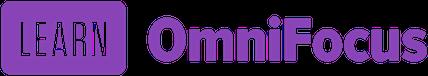 Learn OmniFocus Logo - Purple
