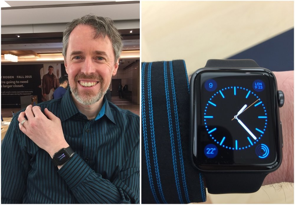 Apple Watch - First Look - Tim Stringer