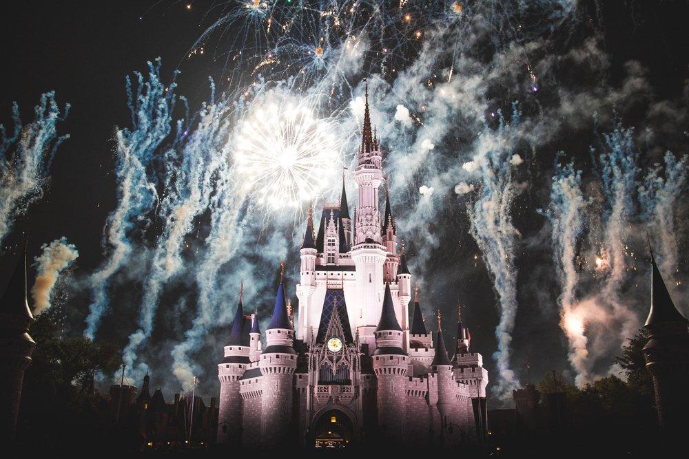 Magic Kingdom - Disney World Orlando FL