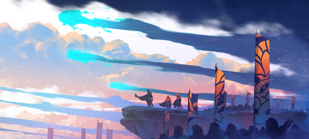 Coffee with the cap - Duelyst / TROVE / RANDOM