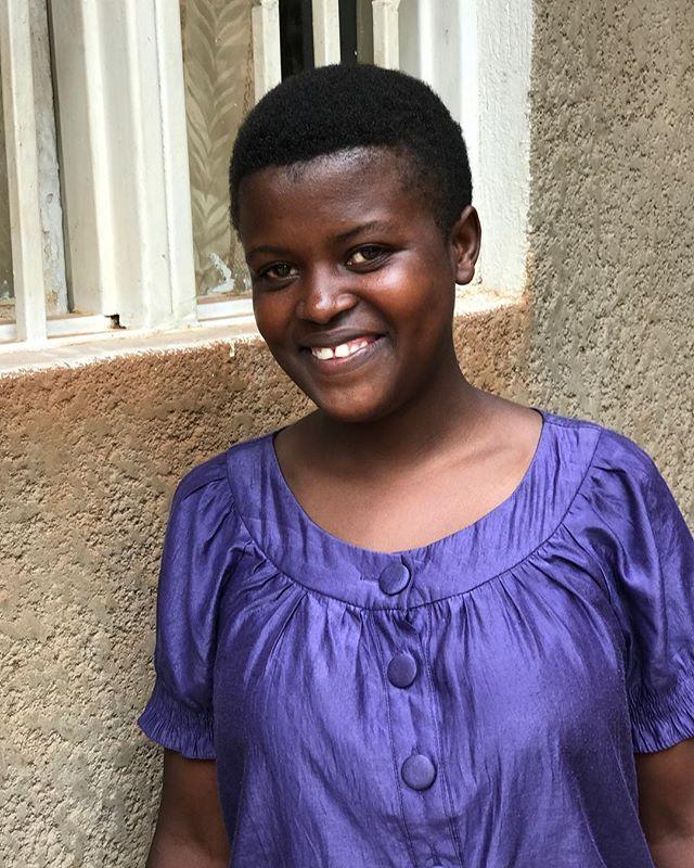 Meet Grace from our program, she's studying hotel operations at a vocational school in Nyamirama #Rwanda.  #Empowergirls #ThanksToher #Timesup #Rwanda #Africa #Portrait #Photography #Portraitphotography #Partnersinhealth #Womenandgirlsinitiative