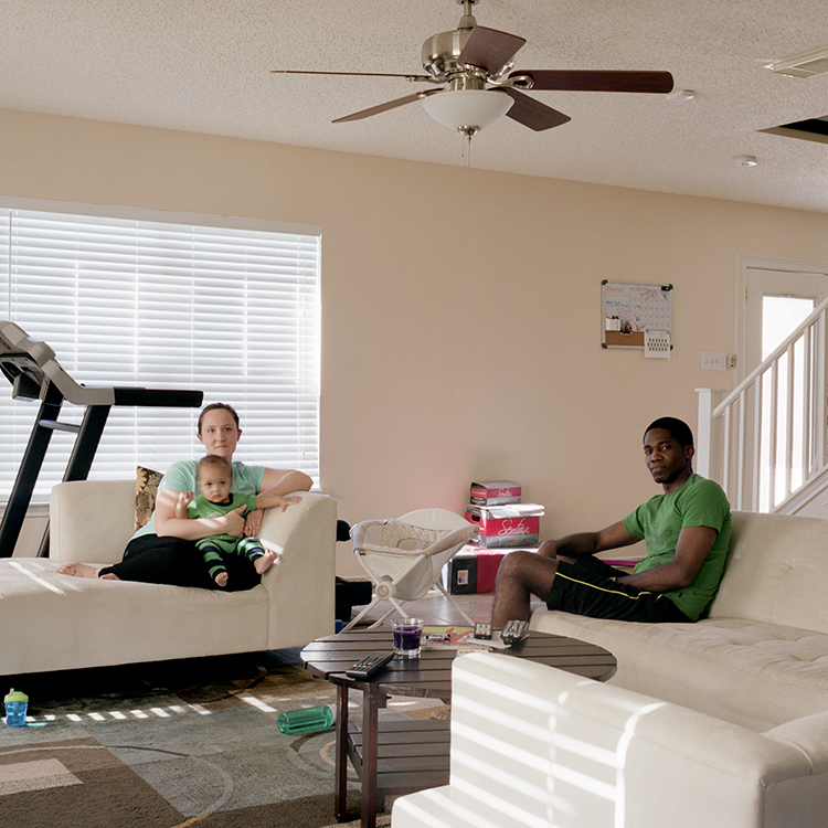 Melody, Ike + Zachary Nwangburuka, Converse, Texas