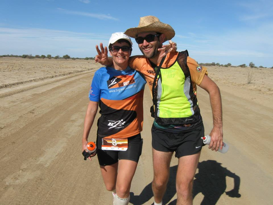 2013 Big Red Run Multi-Stage 250km 3rd Female, 6th Overall