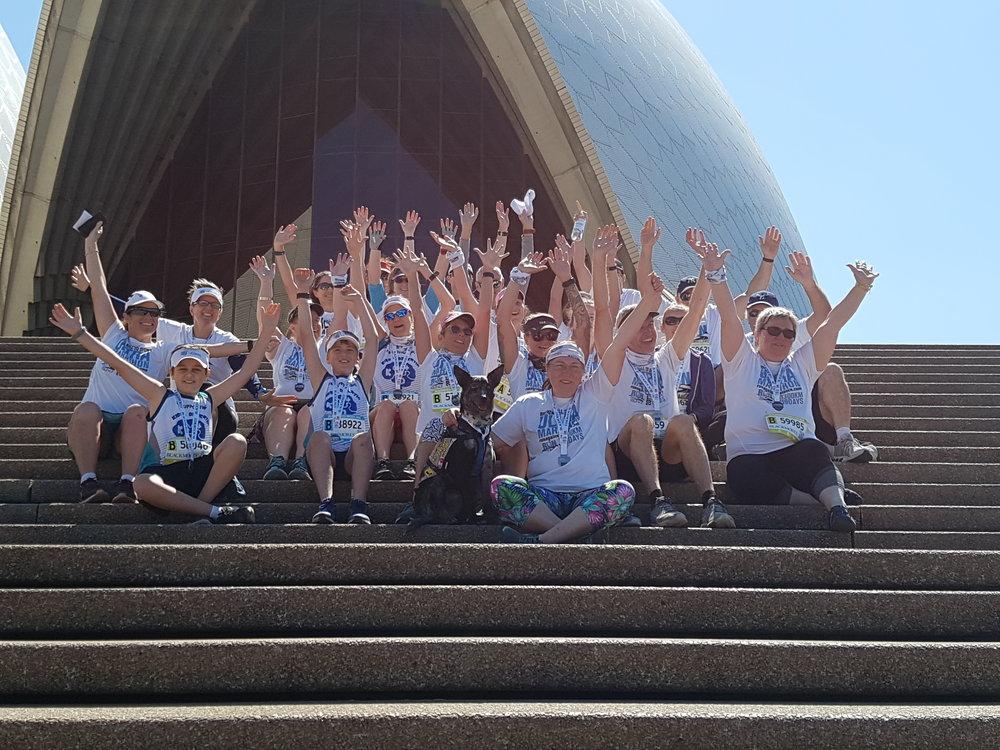 Broken Hill to Sydney Ultra Marathon -