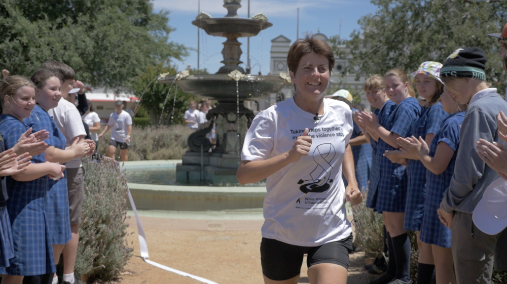 White Ribbon Ultra Marathon -