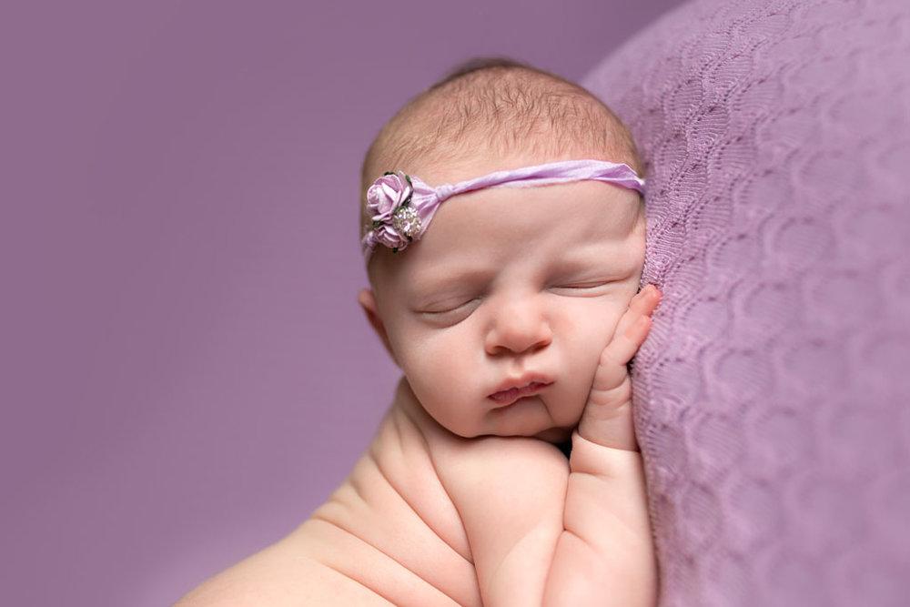 Baby Maci - San Diego Baby Photographer