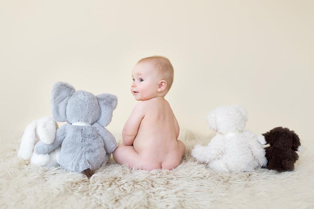 San Diego Baby Photographer Studio Freyja