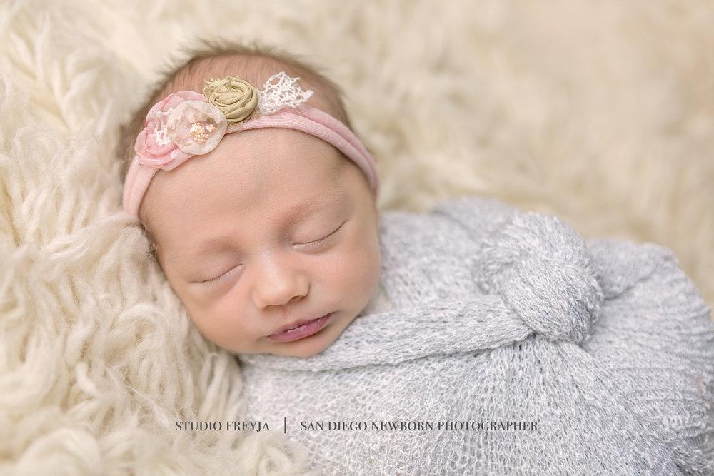 San Diego Newborn Pictures