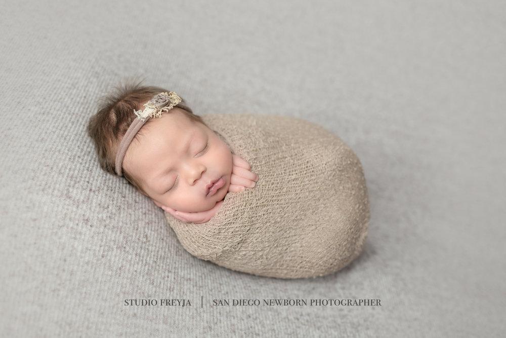 Raylee Newborn Session Copyright Studio Freyja  San Diego Newborn Photographer (1 of 7).jpg