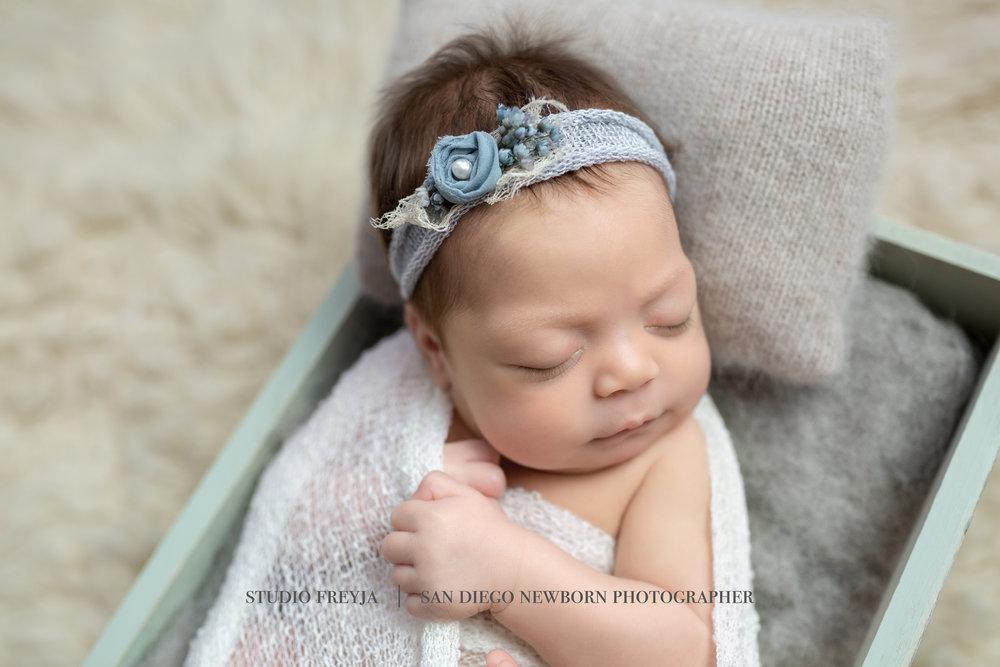 Raylee Newborn Session Copyright Studio Freyja  San Diego Newborn Photographer (3 of 7).jpg