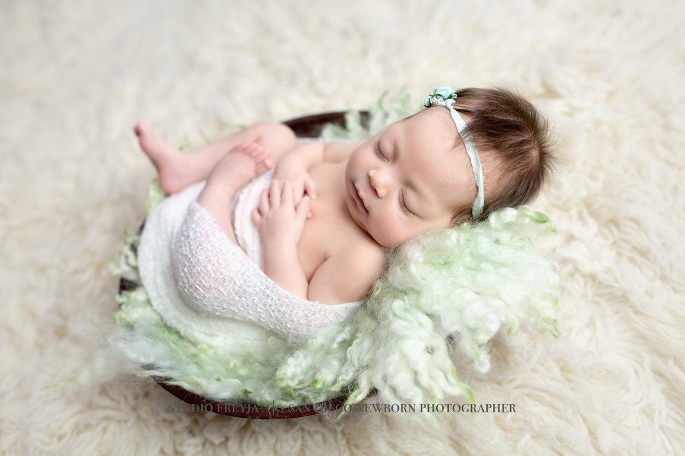Raylee Newborn Session Copyright Studio Freyja  San Diego Newborn Photographer (7 of 7).jpg