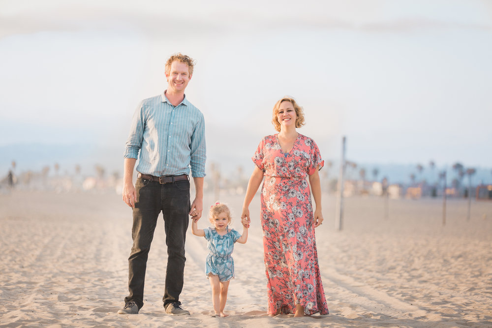 OB Beach Family Pictures