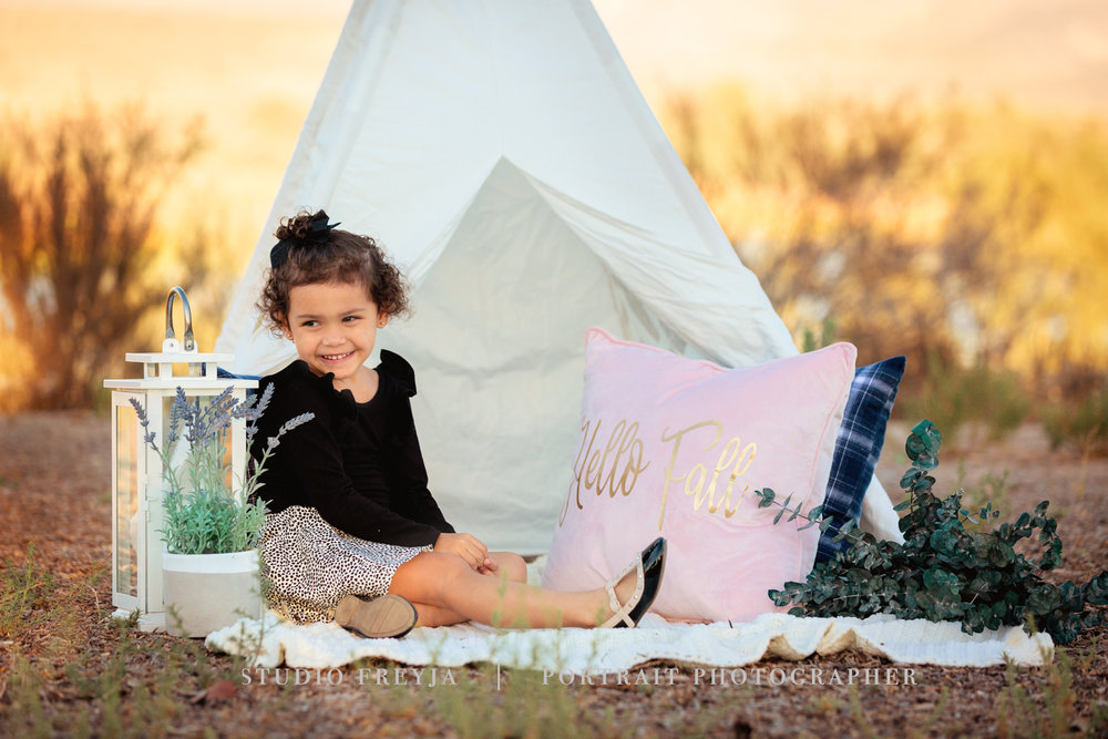 Chula Vista Fall Mini Session