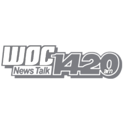 WOC 1420 logo Welcome to Health Radio