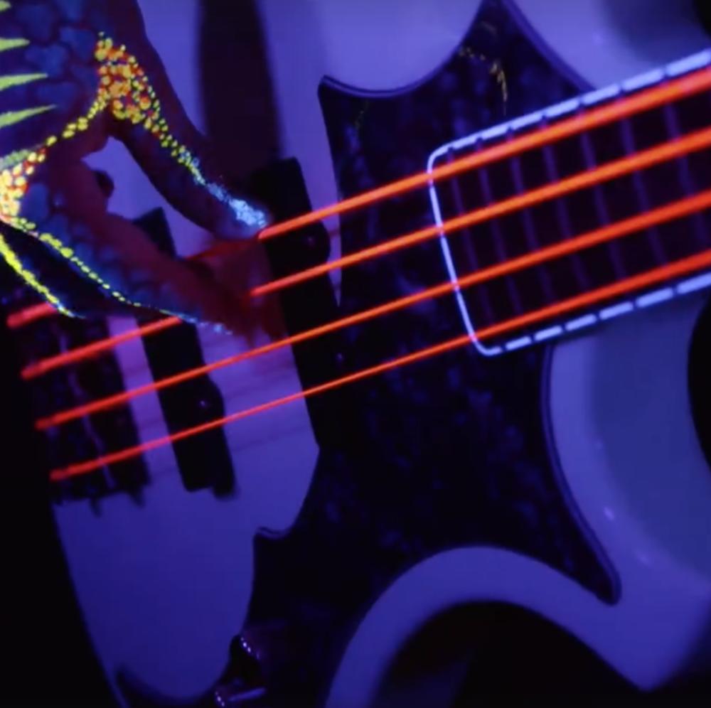 LUV'D UP UV SOUND SYSTEM -