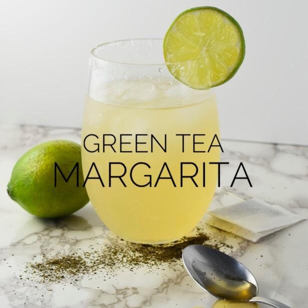 Green Tea Margaritas // CarolynWilliamsRD.com