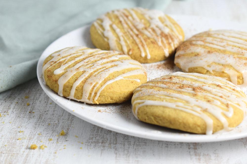 Pumpkin Sugar Cookies Carolyn Williams, PhD, RD